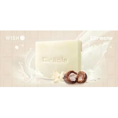 CIRACLE White Chocolate Moisture Soap