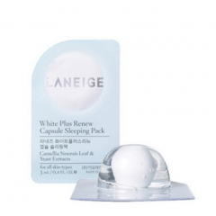 LANEIGE White Plus Renew Capsule Sleeping Pack