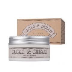 MISSHA Cacao & Cream Facial Scrub