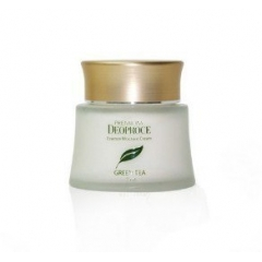 DEOPROCE Premium Green Tea Moisture  Essence Cream