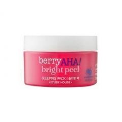 ETUDE HOUSE Berry AHA Bright Peel Sleeping Pack
