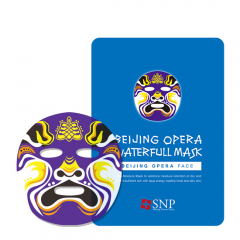 SNP Beijing Opera Waterfull Mask