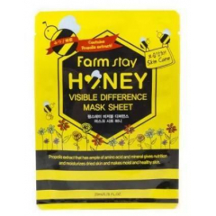FARM STAY Visible Difference Mask Sheet Honey