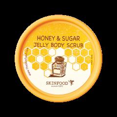SKINFOOD Honey & Sugar Jelly Body Scrub