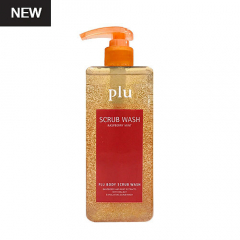 PLU Scrub Wash Raspberry Mint