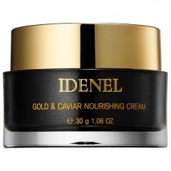 IDENEL Gold & Caviar Concentrate Nourishing Cream.