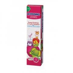 LION Kodomo Children's Toothpaste (Apple Flavor)