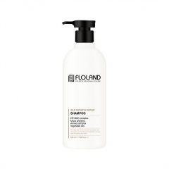 FLOLAND Premium Silk Keratin Shampoo