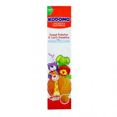 LION Kodomo Children's Toothpaste (Оrange Flavor)