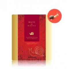 THE SAEM Beaute de Royal Snail & Red Ginseng Intense Gel Mask Sheet