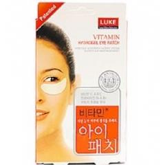 LUKE Vitamin Hydrogel Eye Patch
