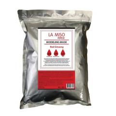LA MISO Modeling Mask Red Ginseng