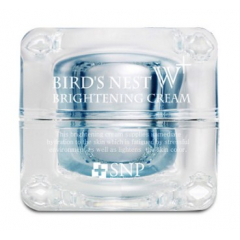 SNP W+ Bird`s Nest Brightening Cream
