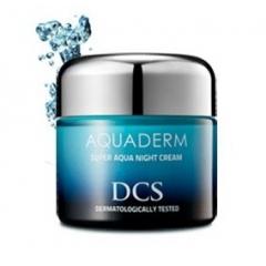 DCS Aquaderm Super Aqua Night Cream