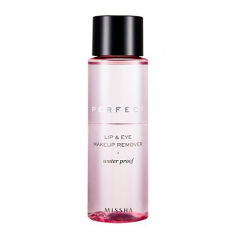 MISSHA Perfect Lip & Eye Make-Up Remover (Water-Proof)