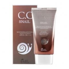 EKEL Snail CC Cream SPF50+/PA+++