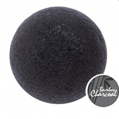 MISSHA Natural Konjac Soft Jelly Cleansing Puff (Bamboo Charcoal)