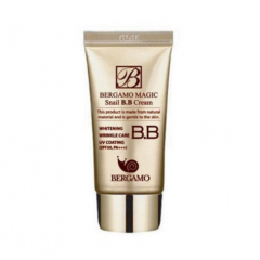 BERGAMO Magic snail BB Cream SPF 50