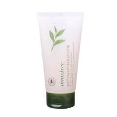 INISFREE Green Tea Pure Body Gel Scrub