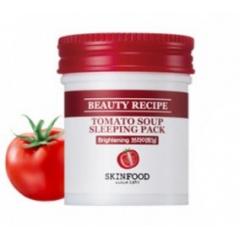 SKINFOOD Beauty Recipe Tomato Soup Sleeping Pack