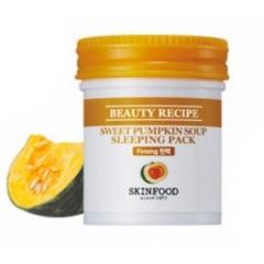 SKINFOOD Beauty Recipe Sweet Pumpkin Soup Sleeping Pack