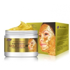 AICHUN BEAUTY Whitening Gold Caviar Peel off Mask