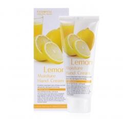FOODAHOLIC Natural Touch Lemon Moisture Hand Cream