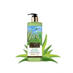 PAX MOLY Aloe Vera Shampoo&Body Cleanser