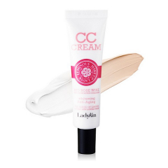 LADYKIN CC Cream Red Rose Wine With Hydrolyzed Collagen