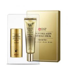SNP Gold Collagen Ampoule Stick Promotional Set