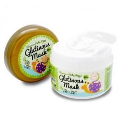 ELIZAVECCA  Glutinous Mask 80% Snail Cream