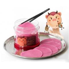 ELIZAVECCA Milky Piggy Hell-Pore Perfect Wine Sparkling Peeling Pad