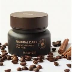 THE SAEM Natural Daily Original Coffee Mask