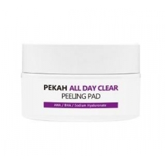 PEKAH All Day Clear Peeling Pad