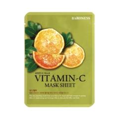 BARONESS Vitamin C Mask Sheet