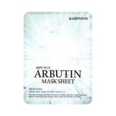 BARONESS Arbutin Mask Sheet