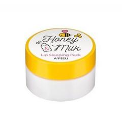 A'PIEU Honey Milk Lip Sleeping Pack