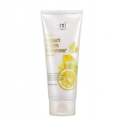 OTTIE Fruits Yogurt foam Cleanser Lemon