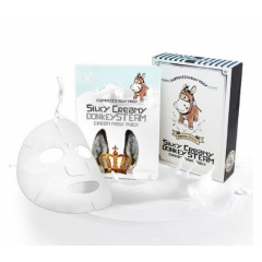 ELIZAVECCA  Silky Creamy Donkey Steam Cream Mask