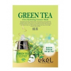 EKEL Green Tea  Ultra Hydrating Essense Mask