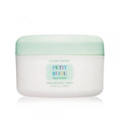 ETUDE HOUSE Petit Bijou Baby Bubble Enriched Body Cream