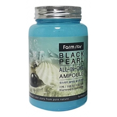 FARM STAY Black pearl All-in-one Ampoule