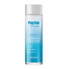 TRIMAY Peptide & Hyaluron Lifting Toner
