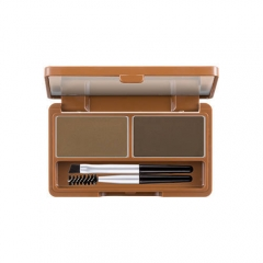 A'PIEU Shaping Brow Kit (Dark Brown)