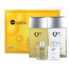 ELLE LHOTSE Q10 Co-enzyme Homme Skin Care Set