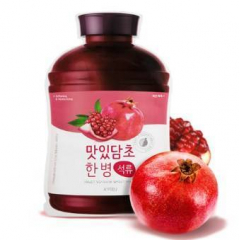 A'PIEU Fruit Vinegar Sheet Mask Pomegranate
