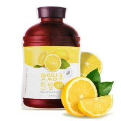A'PIEU Fruit Vinegar Sheet Mask Lemon