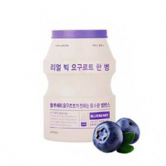 A'PIEU Real Big Yogurt Bottle Mask Sheet (Blueberry)
