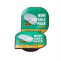 SCINIC Mini Capsule Pack Clay Tea Tree
