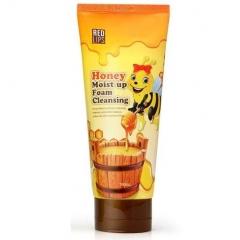 RED LIPS Honey Moist Up Foam Cleansing